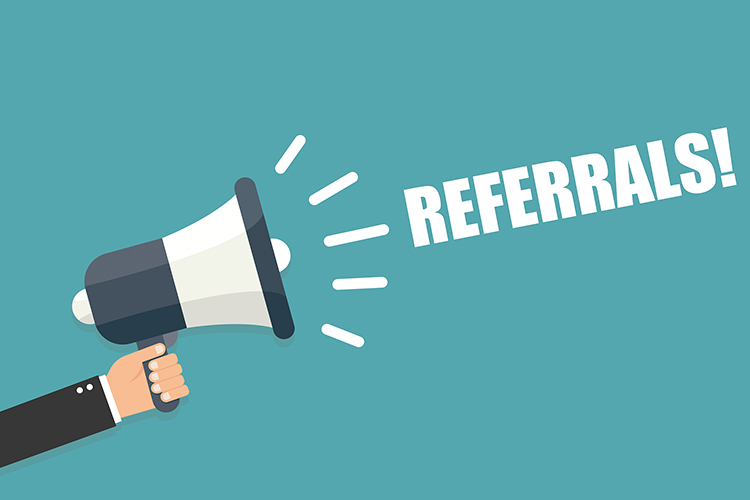 Referral Income