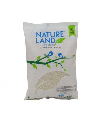 Natureland Parmal Rice