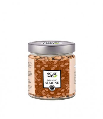 Natureland Almonds