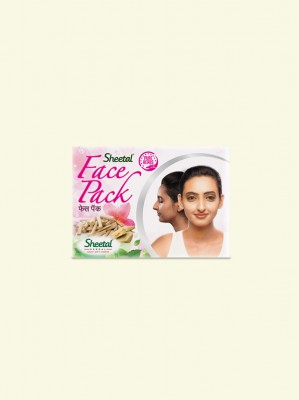 Sheetal Herbal Face Pack