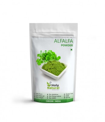 Holy Natural the Wonder of World Alfalfa Powder