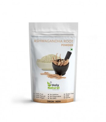 Holy Natural the Wonder of World Ashwagandha Powder