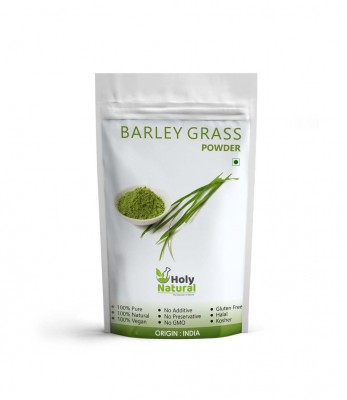 Holy Natural the Wonder of World Barley Grass Powder
