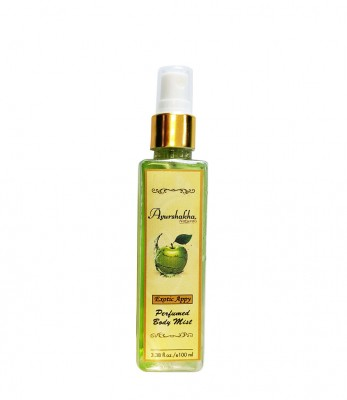 Ayurshakha Naturals Perfumed Body Mist Exotic Appy