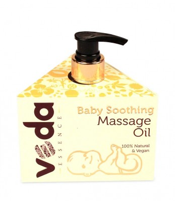 Veda Essence Baby Soothing Massage Natural & Pure Oil