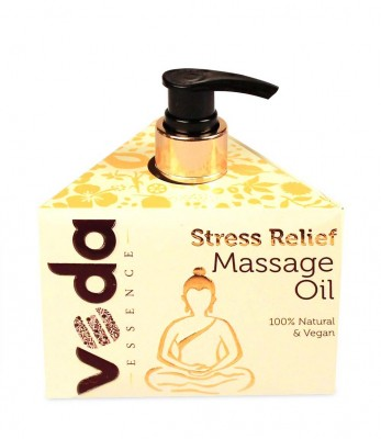 Veda Essence Stress Relief Massage Natural And Pure Oil