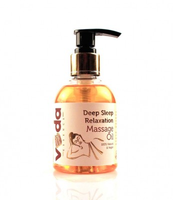 Veda Essence Deep Sleep Relaxation Natural And Pure Oil