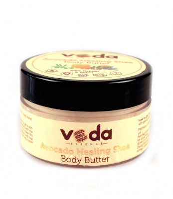 Veda Essence Natural & Pure Avocado Healing Shea Body Butter