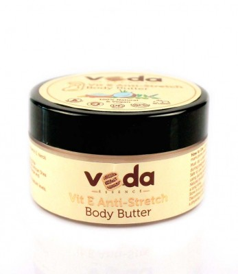 Veda Essence Natural And Pure Vit E Anti Stretch Shea Body Butter