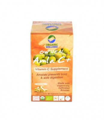 Organic Wellness Heal Amla C Plus