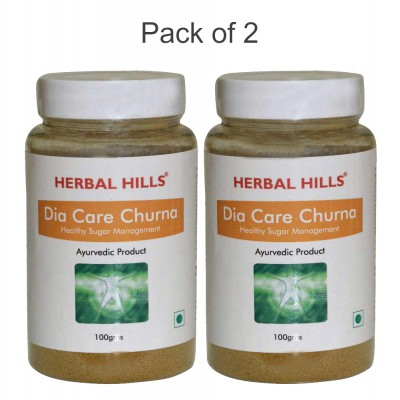 Herbal Hills Dia Care Churna