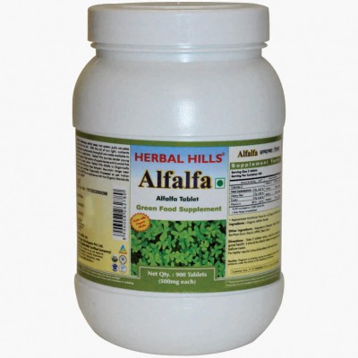 Alfalfa - Value Pack 900 Tablets