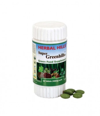 Herbal Hills Super Green Hills