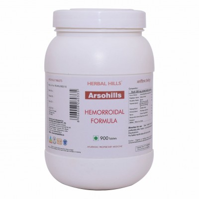 Arsohills - Value Pack 900 Tablets
