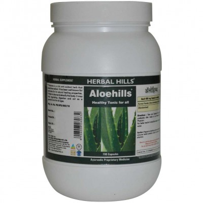 Aloehills - Value Pack 700 Capsule