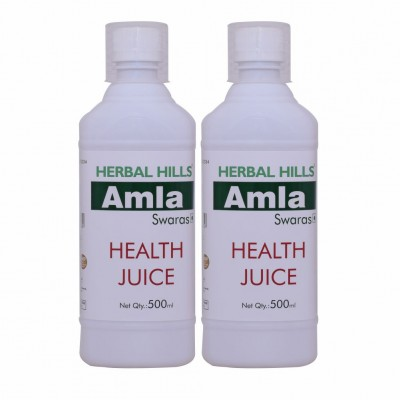 Herbal Hills Amla Swaras (Combo)
