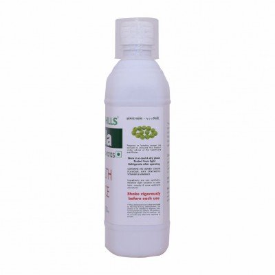 Herbal Hills Amla Swaras 500ml (Pack of 2)
