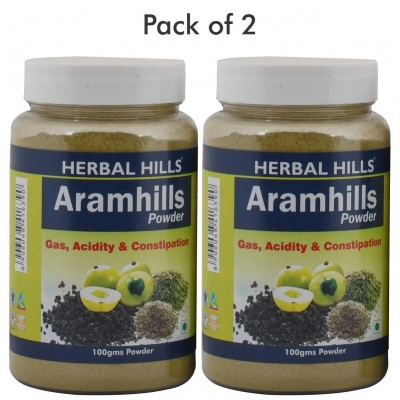 Herbal Hills Aramhills Powder