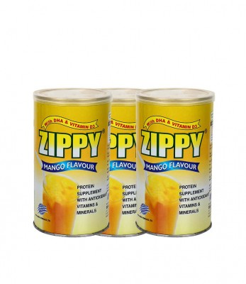 Globus Remedies Zippy soy Protein Supplement Mango