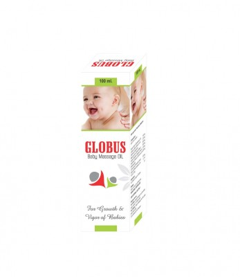 Globus Remedies Baby Massage Oil