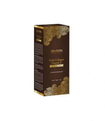 Gold Collagen & Vitamin C Anti Ageing Cream
