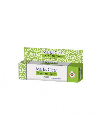 Marks clear cream for spot reduction & scar removal