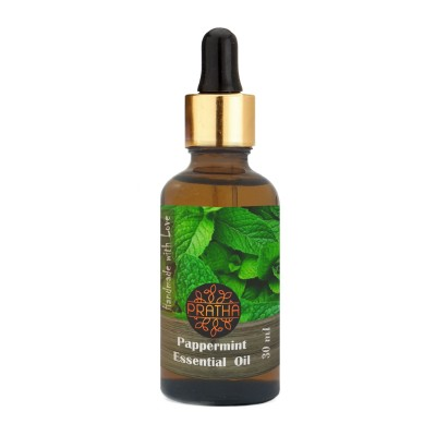 Pratha Naturals And Handmade Peppermint Essential Oil