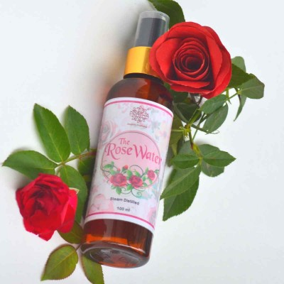 Pratha Naturals And Handmade Pure Rose Water