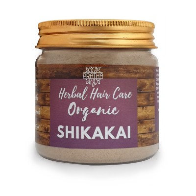 Pratha Naturals And Handmade Organic Shikakai Powder