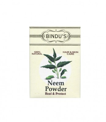 Bindus Herbal Neem Powder
