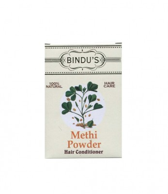 Bindus Herbal Methi Powder