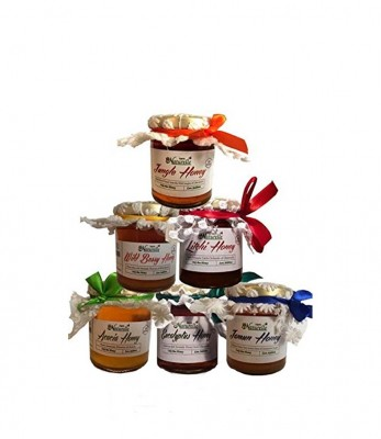 Farm Naturelle Natural Unprocessed Honey Of 6 Flower Varieties
