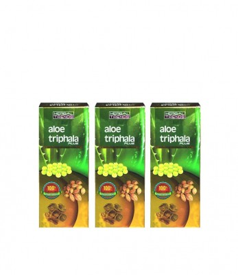 Herbal Trends Aloe Triphala Plus (Pack Of 3)
