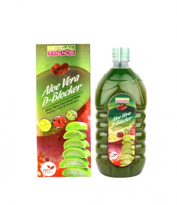 Herbal Trends Aloe vera D Blocker- Heart Care