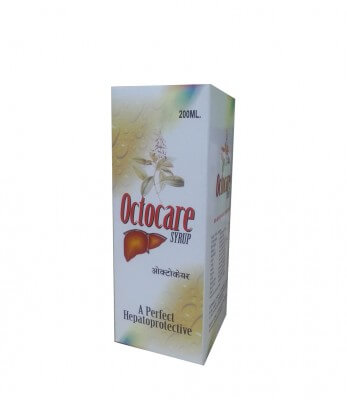 Oyster Octocare Syrup