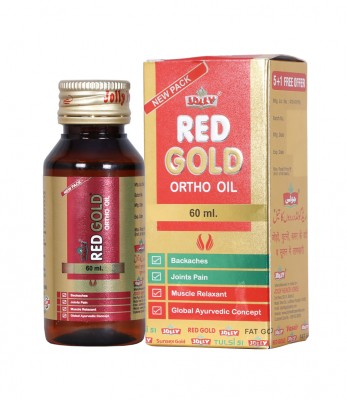 Jolly Red Gold (Ortho Oil)