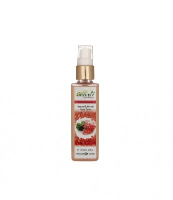 Greenviv Natural Rose & Geranium Face Toner