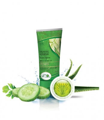 Umpl Aloe Vera With Cucumber Face Wash