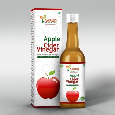 Aarud Natural Apple Cider Vinegar
