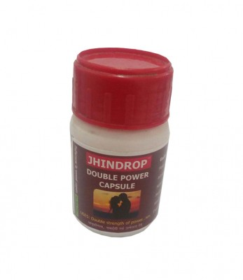 Jhindrop Double Power Capsules