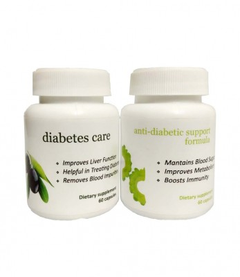 Ayurshakha Naturals Diabetes Care Kit