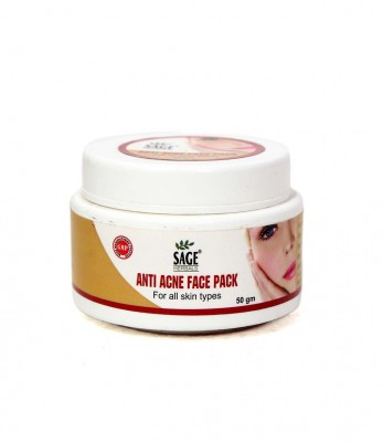 Sage Herbal Anti Acne Face Pack