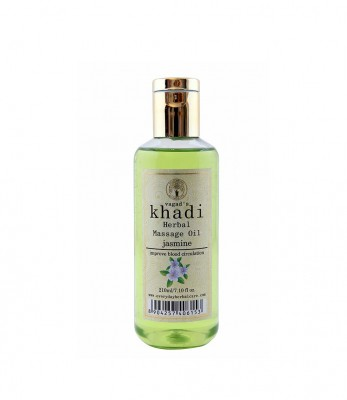 Vagads Khadi Jasmine Massage Oil