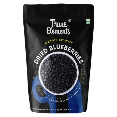 True Elements Dried Blueberries