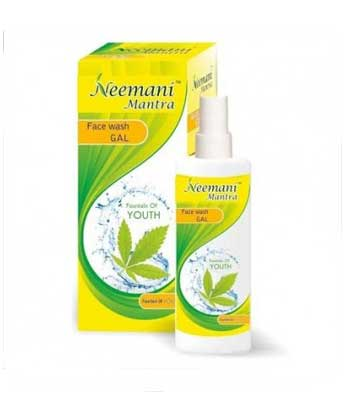 Tantraxx Neemani Mantra Face Wash