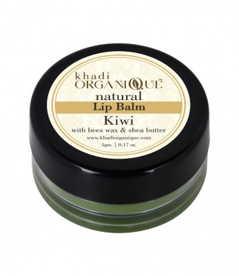 Khadi Organique Kiwi Fruit Lip Balm