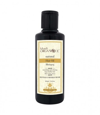 Khadi Organique Bhringraj  Hair Oil