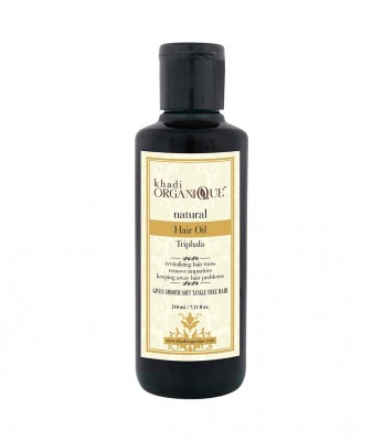khadi Organique Trifala  Hair Oil