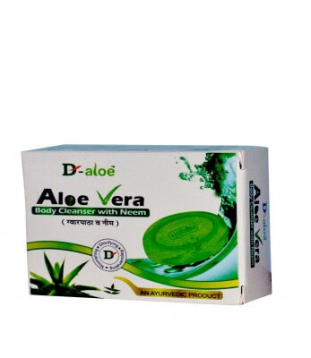 Hariom Aloe Vera Body Cleanser with Neem