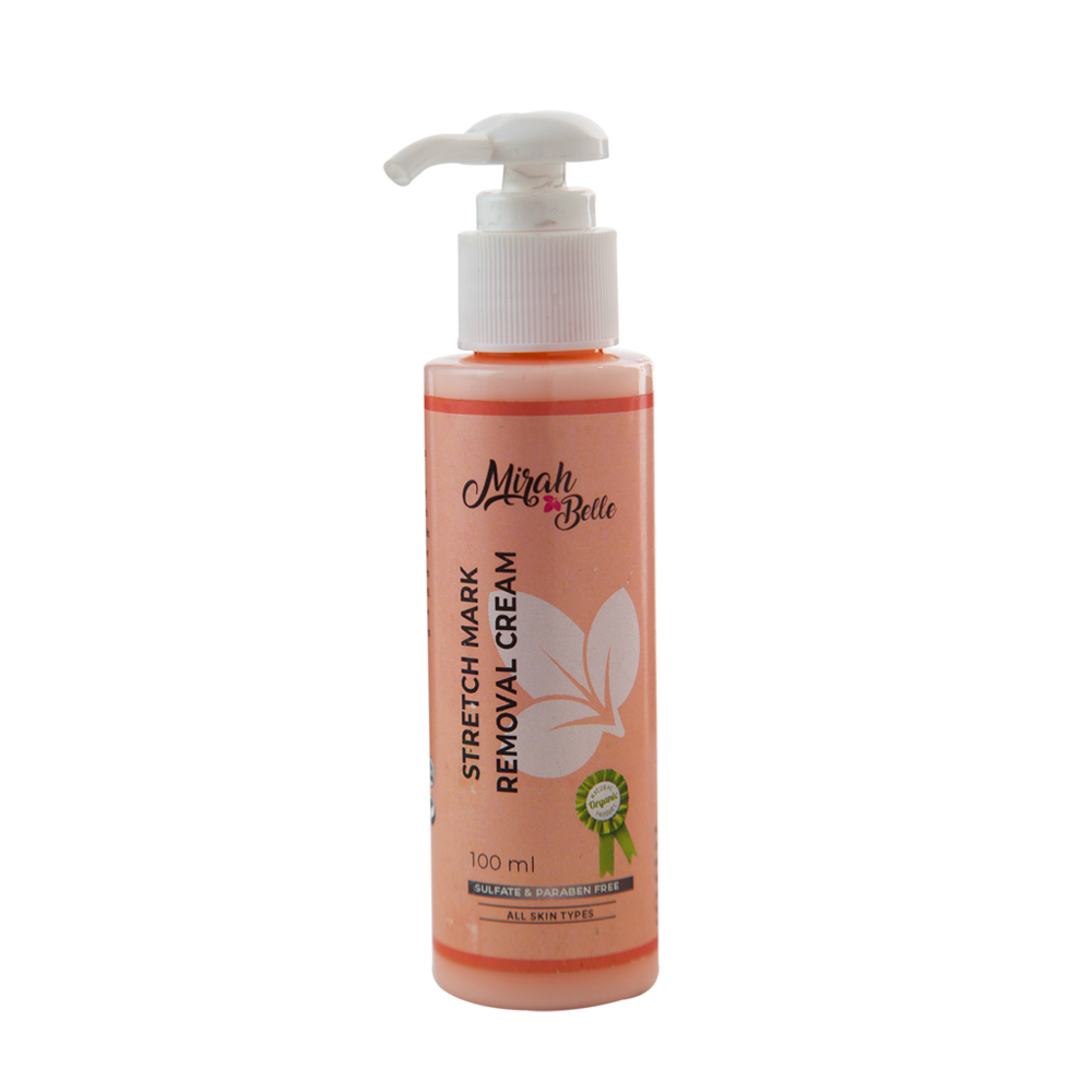 Mirah Belle Naturals Stretch Mark Removal Cream Online Buy
